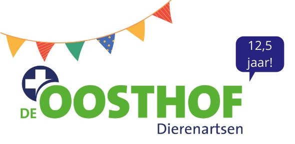 Logo Oosthof 125 jaar
