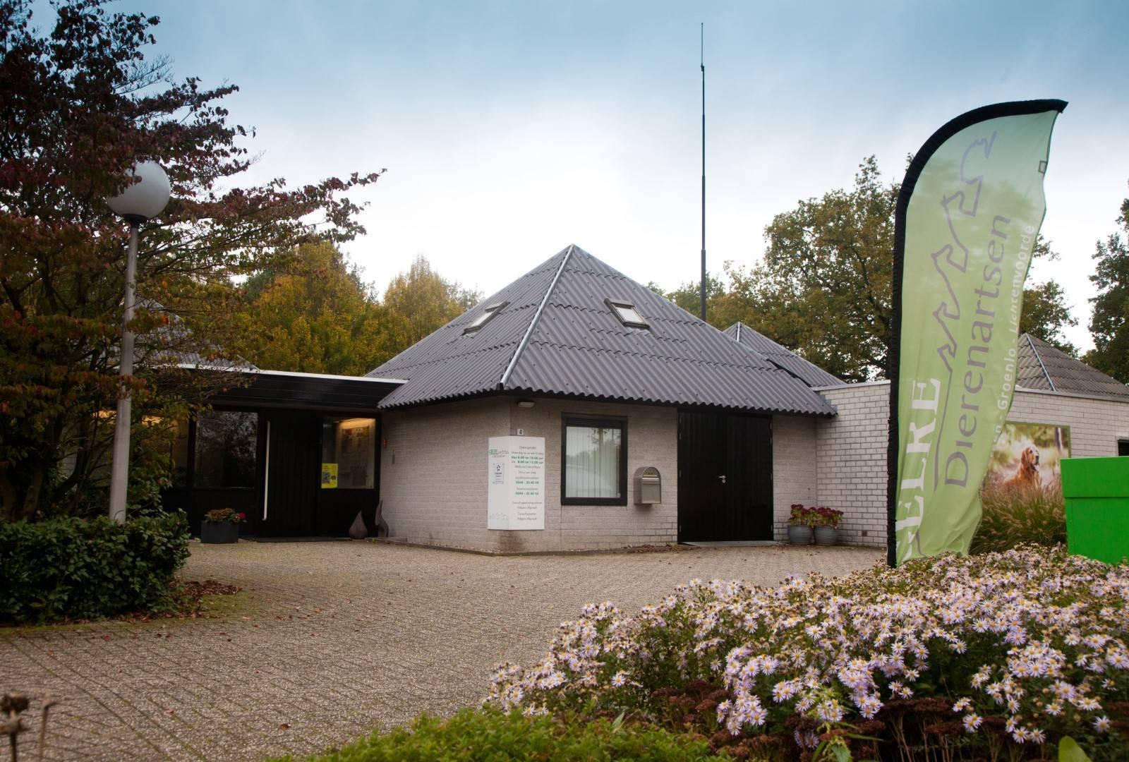 GELRE Dierenartsen Dierenkliniek nabij Aalten